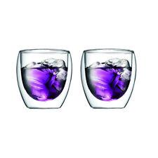 BODUM Pavina 2pc Double Wall Thermo Glasses 250ml