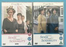 Sense and Sensibility  DVD  New and Sealed  Jane Austen 2008  BBC Drama