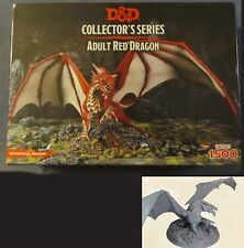 Dungeons & Dragons GF9 71010 D&D Collector's Series Adult Red Dragon Miniature
