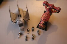 Lot 2 vaisseaux Star Wars micromachine Action fleet