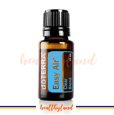doTERRA Easy Air Breathe 15ml Therapeutic Grade Essential Oil Blend Aromatherapy