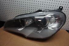 11 12 13 BMW X5 E70 LEFT DRIVER XENON HEADLIGHT OEM 2011-2013