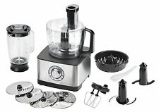 Profi Cook Stainless Steel Compact Food Processor Juicer Mixer PC-KM 1025
