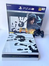 Death Stranding - Limited Edition PS4 Pro 1TB Console
