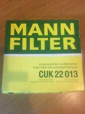 MANN-FILTER Filter, interior air CUK 22 013