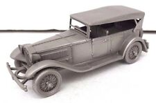 Vtg 1929 Lancia Dilamboa DANBURY MINT PEWTER Model Classic Cars Of The World