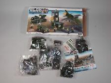 Blok Squad Military Base #2451 Mega Blok 620 pcs. Discontinued New In Open Box