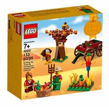 Lego 40261 Thanksgiving Harvest NEW & SEALED Thanksgiving Seasonal Lego Mini Set