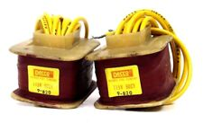 NEW LOT OF 2 DECCO 9-820 COIL 115V 60CY 9820