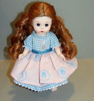 "MADAME ALEXANDER 8"" DOLL DRESS MADC - ORIGINAL OUTFIT -PRETTY - SPRING - EASTER"