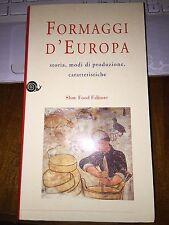 FORMAGGI D'EUROPA STORIA ,MODI DI PRODUZIONE ,CARATTERISTICHE PIERO SARDO
