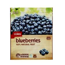Coles Frozen Blueberries 500g