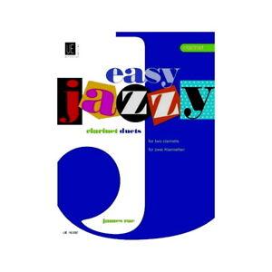 Easy Jazz Duets - Clarinet - James Rae UE16552