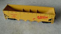Bachmann HO Scale Yellow Union Pacific UP 518125 Hopper Car