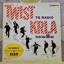 Bob Knee Big Band-Twist to Radio Hope [vinyle LP, 1962] USA imp DFLP - 1222 * EXC