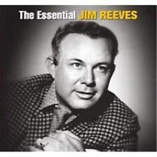 JIM REEVES ESSENTIAL 2 CD NEW