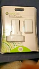 XBOX 360 OEM Quick Charge Kit (Xbox 360) BRAND NEW - SEALED