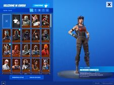 Fortnite Account Rare FULL ACCESS +89 Skin (Renegade Raider, Honor...)