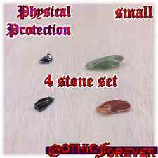 Physical Protection Healing Gemstone Kit Set of 4 10mm SMALL Stones