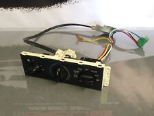94 95 96 97 98 Ford Mustang Heat AC Vent Control Panel Unit w/ Hoses & Cables