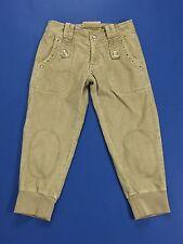 Replay shorts w26 40 capri pantalone donna bermuda usati velluto a coste T1367
