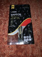 STIGA Raptor Table Tennis Racket ping pong paddle pro carbon lightweight New