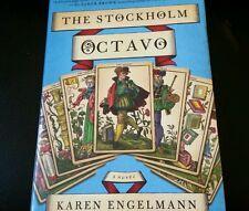 The Stockholm Octavo by Karen Engelmann (2012, Hardcover)