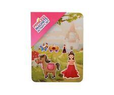 Princess Magnets Activity Tin Set 23cm AC108 Girls Toy Kid Party Bag Filler Gift