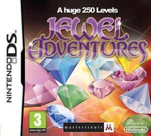 JEWEL ADVENTURES | Nintendo | DS | NEU & OVP | USK18 | 250 LEVEL CULT