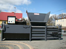 Horizontal baler - waste press - waste compactor Bartontech 600+