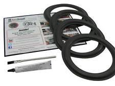 Acoustic Research AR 94sx Speaker Parts Woofer Foam Repair Kit 4 pack FSK-8-4