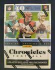2021+Panini+NFL+Chronicles+Football+Trading+Card+Blaster+Box+-+Factory+Sealed