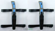 2 Scuba Diving Knives and Leg & Arm Straps Diver Knife Navy Blue