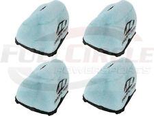 4 Pack Pre Oiled Air Filter YZ250F YZ400F YZ250 YZ125 YZ426 YZ AFR-2401-00