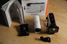 Sony FDR-X3000 Digital 4K Video Camera Recorder - White NEW!