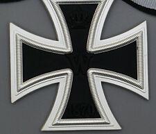 WWII WW1 German 1870  Iron Cross with Ribbon