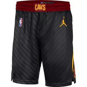Jordan Nike Mens Cleveland Cavaliers Swingman Basketball Dri Shorts Large 36 NEW