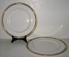 ROYAL Doulton Forsyth Salad Plate Set of 2