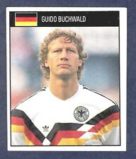 ORBIS 1990 WORLD CUP COLLECTION-#077-WEST GERMANY-GUIDO BUCHWALD