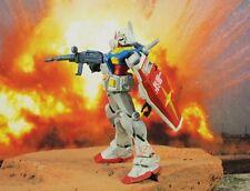 BANDAI MOBILE SUIT GUNDAM Robot RX-78 Figur Modell Kit Painted Diorama K1010_G