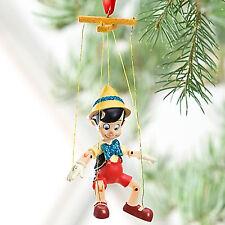 Disney Marionette Pinocchio Christmas Tree Ornament