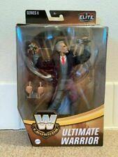Mattel WWE Legends Elite Collection Ultimate Warrior Action Figure