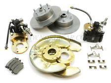 Volvo 673797-KIT Brake disc conversion kit; Rear axle 210 Amazon P1800S