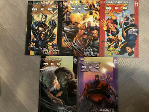 Ultimate X-Men by Brian K. Vaughan TPB lot (USED, Marvel)