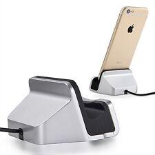 Station de charge Pour Iphone (à partir du iphone 5) - Gris - Net Solutions