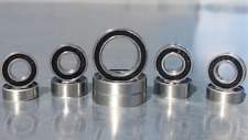 Traxxas Slash 4x4  LCG VXL complete rubber sealed bearing kit rebuild