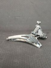 Shimano FD-Z204 Front Derailleur Clamp On 28.6mm Down Pull Silver Vintage