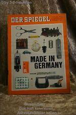 Der Spiegel 24/64 10.6.1964 Made in Germany