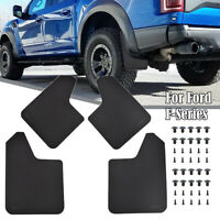 For Ford F-Series F-150 Mudguards Mud Flaps Splash Guards Mudflaps Fender Flares