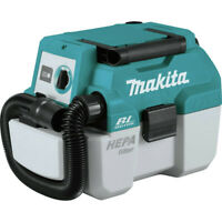 Makita XCV11Z 18V LXT Li-Ion HEPA Dust Extractor/Vacuum (Tool Only) New